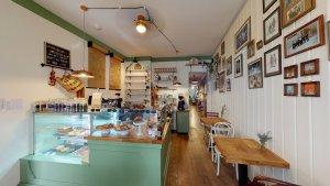 La Violetta Cafe Überblick