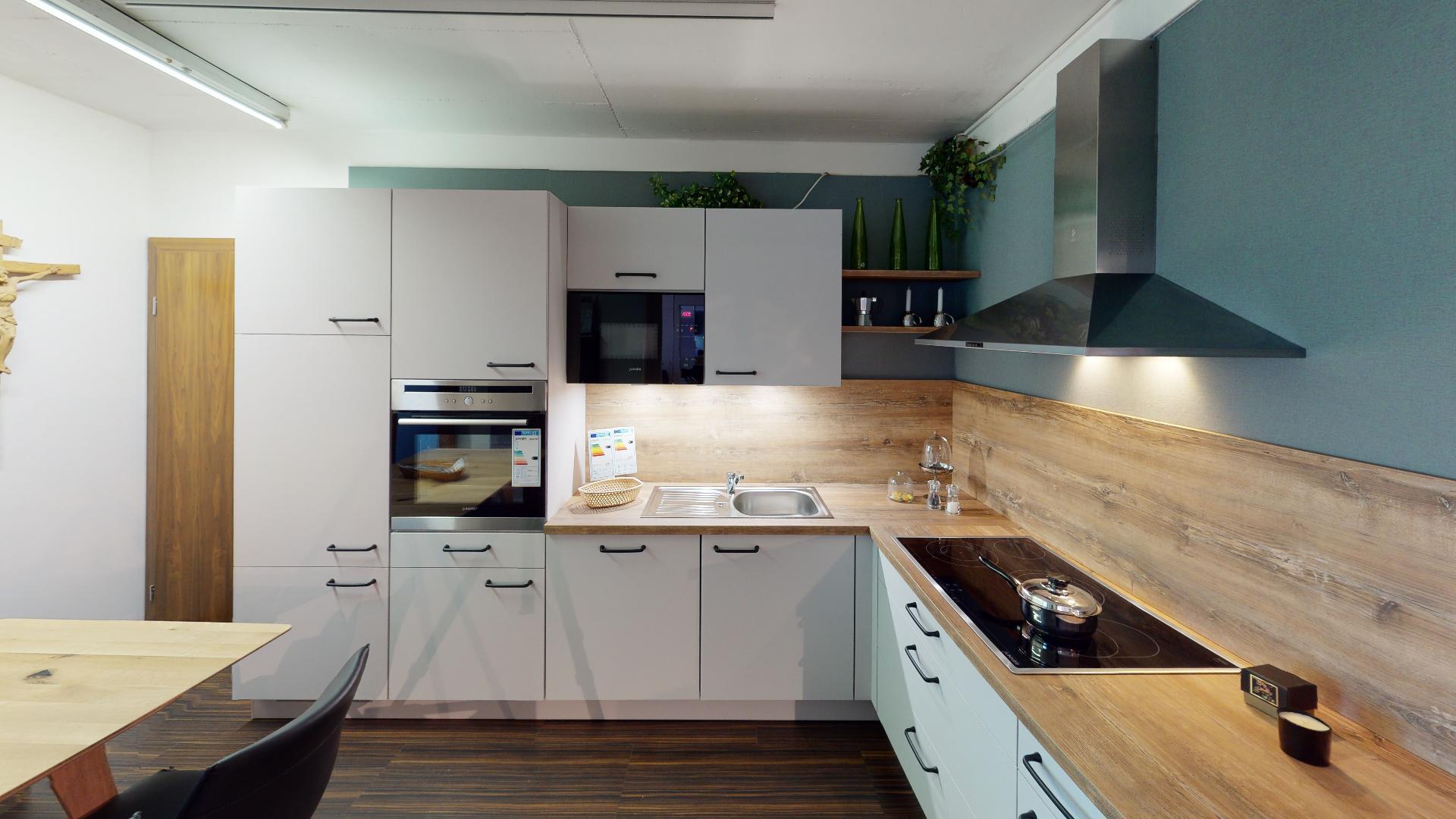 Möbel Dengler Küche L_Form