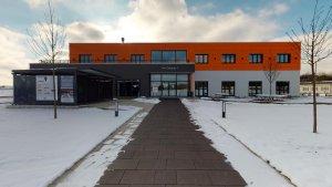 Technologie-Campus-ParsbergLupburg-Campus-Eingang